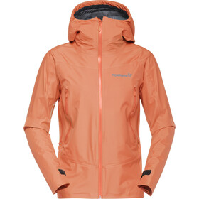 Norrøna Falketind Gore-Tex Jacket Women flamingo